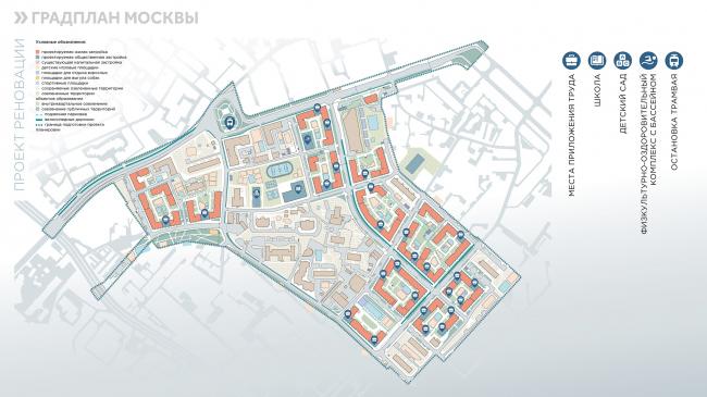 Проект планировки территории микрорайонов 15-16 Б района