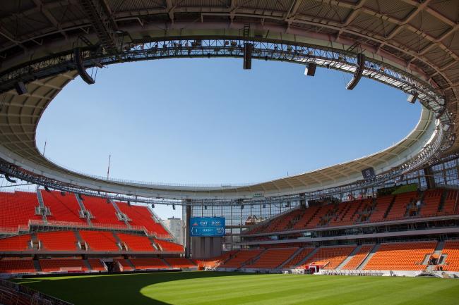 Футбольный стадион «Екатеринбург-Арена»