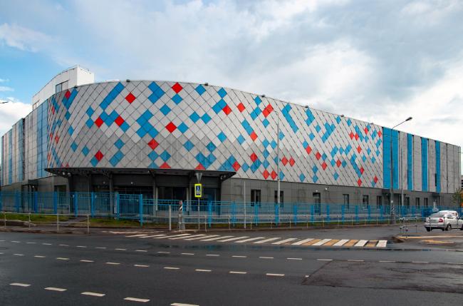 Ледовая арена «Солнцево»