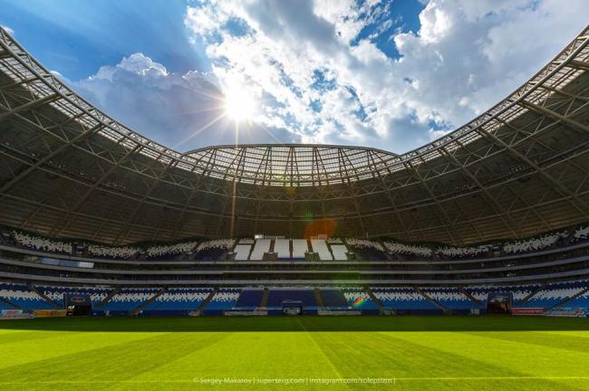Футбольный стадион международного класса «Самара Арена»