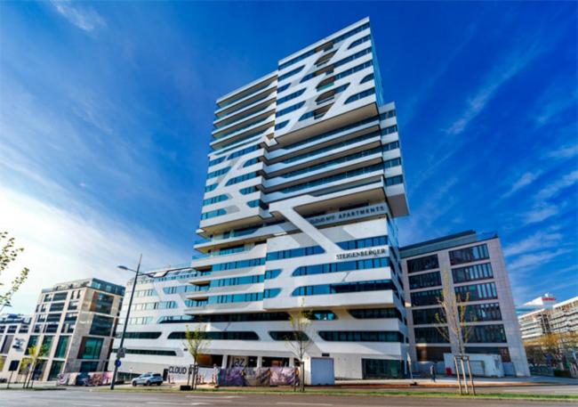 Residential, Cloud N°7, Stuttgart, Germany