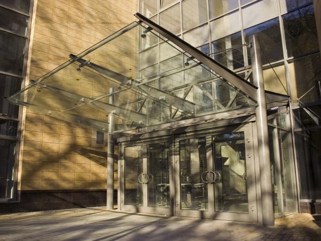 Здание «Еврейского Санкт-Петербургского Общинного Дома» (ЕСОД). Постройка, 2006 © Евгений Герасимов и партнеры