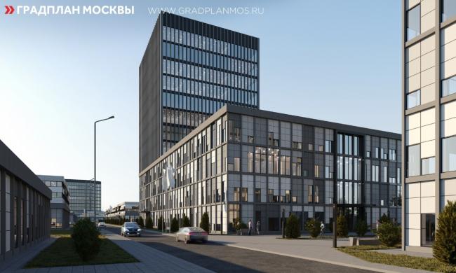 Проект планировки территории площадки «Алабушево»,Технополис «Москва»