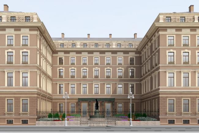 Комплекс резиденций «Дом Балле»