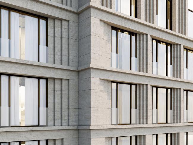 Реконструкция здания гостиницы «Варшава»
