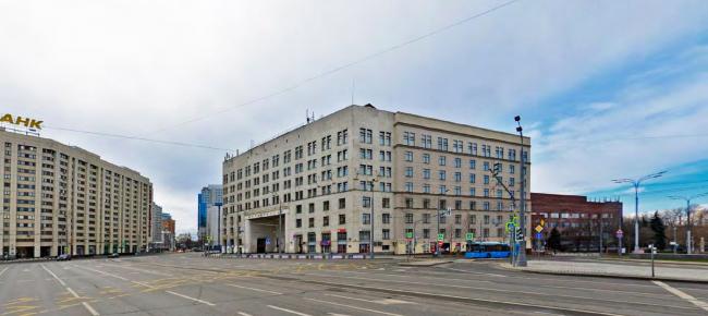 Реконструкция здания гостиницы «Варшава». Существующие положение