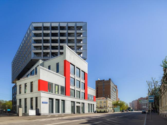 Апартаменты Tatlin, 2021