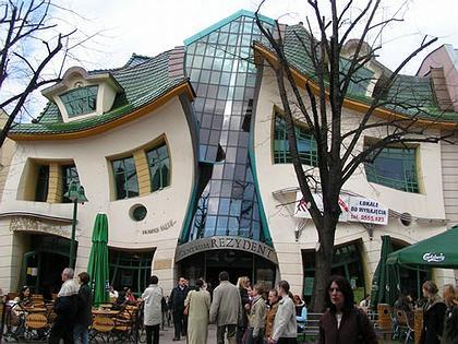 «Горбатый дом», Сопот, Польша