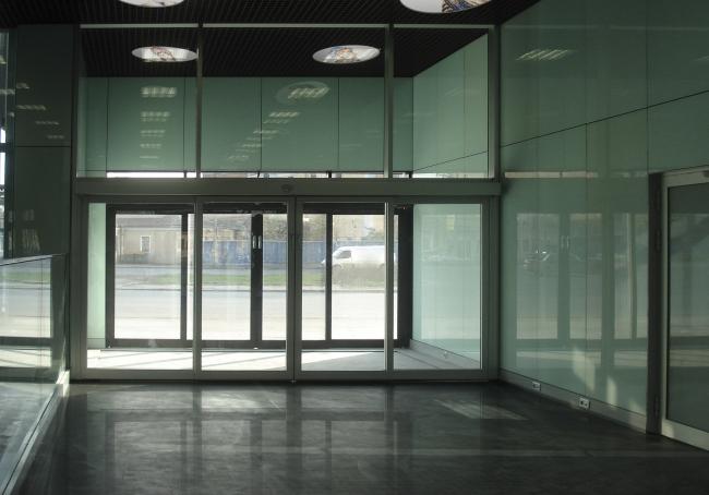 Офисный центр Бенуа на территории бывшей фабрики «Россия»