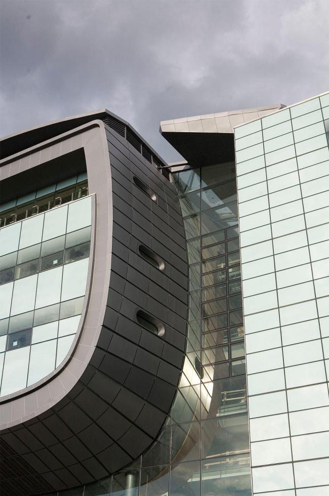 Центр EMPAC Политехнического института Ренсселера