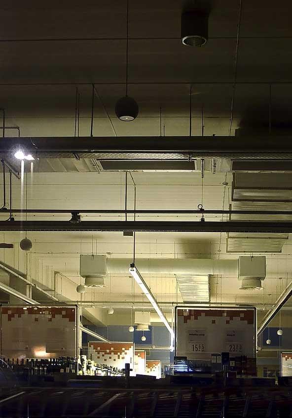 Торговый центр Mercator © Ofis