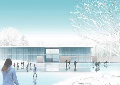 Центр Стоун-Хилл Института искусств Кларк. Проект