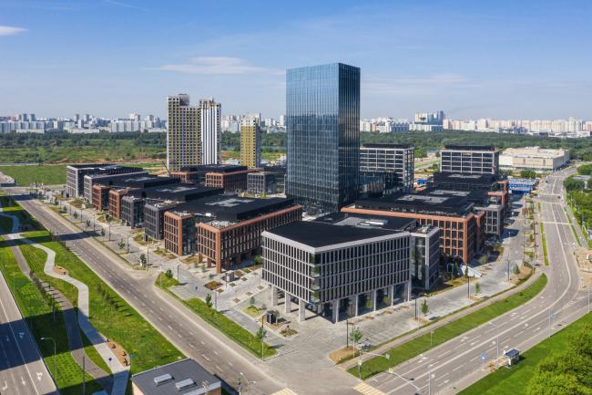 Бизнес-парк «Ростех-Сити»