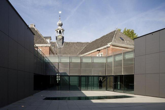 Музей графического дизайна © Hans van Heeswijk Architecten