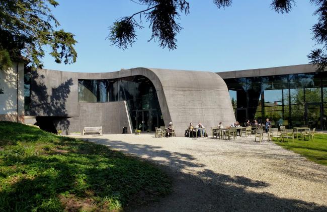 Музей Ордрупгор – новое крыло