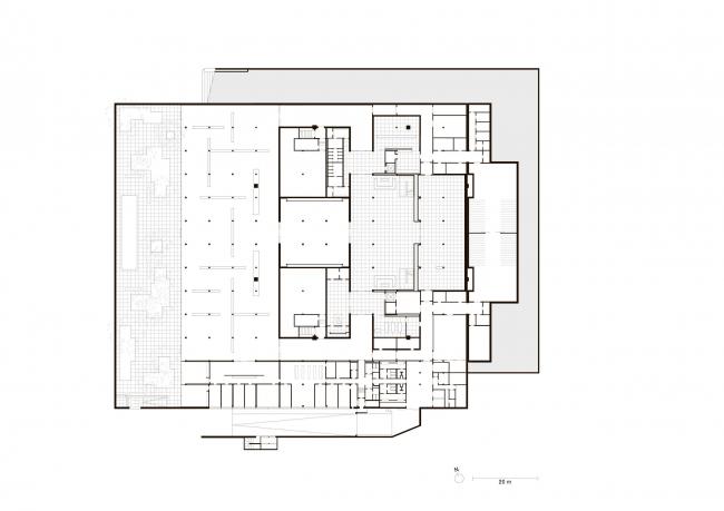 Новая Национальная галерея – реконструкция