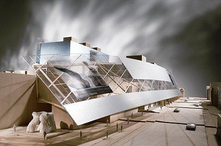 Художественная галерея Онтарио. Проект