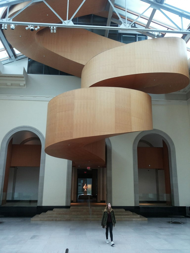 Художественная галерея Онтарио. Фото: Pirehelokan via Wikimedia Commons. Лицензия CC-BY-SA-4.0
