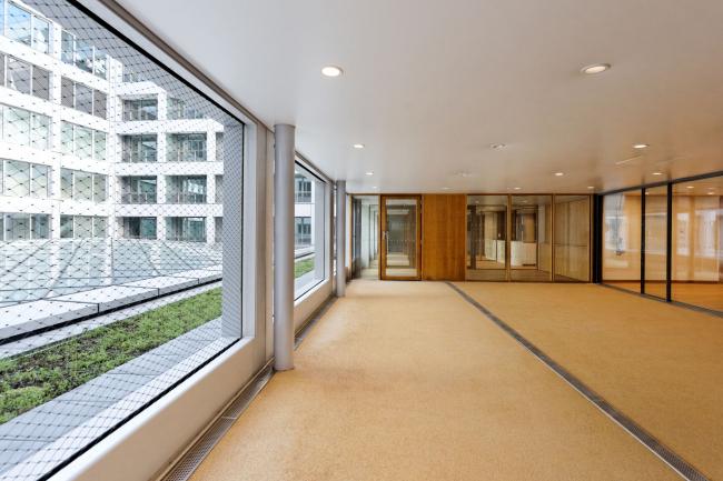 Ясли в универмаге La Samaritaine. Архитекторы FBAA | François Brugel Architectes Associés