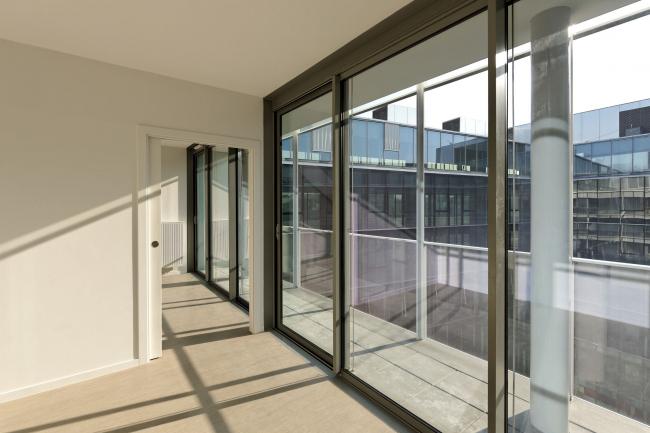 Социальное жилье в универмаге La Samaritaine. Архитекторы FBAA | François Brugel Architectes Associés