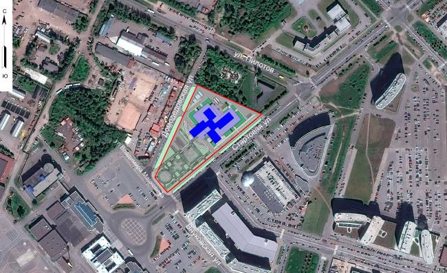 Гостиничный комплекс на Стартовой