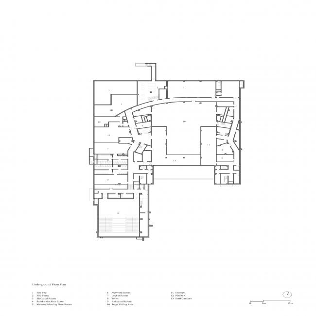 Центр исполнительских искусств Ян Липин