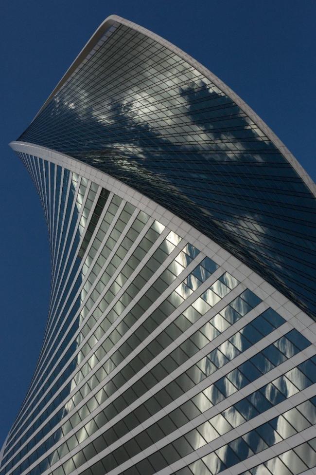 Башня «Эволюция»