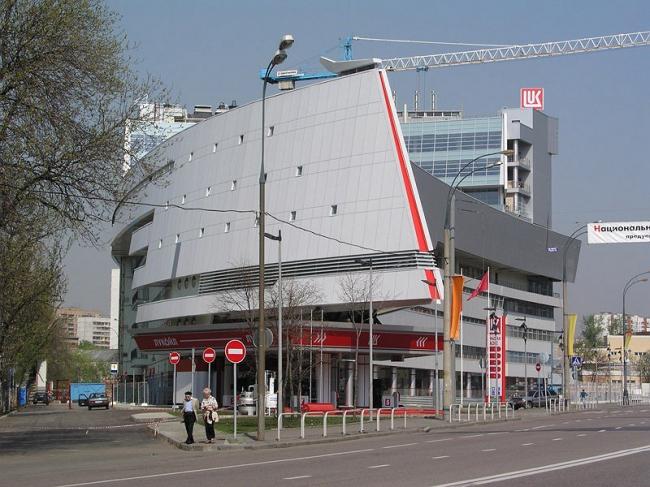 Многофункциональный комплекс на ул. Б. Екатерининская © Бюро АВ