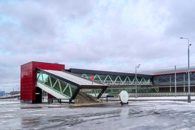 Станция метро «Прокшино»
