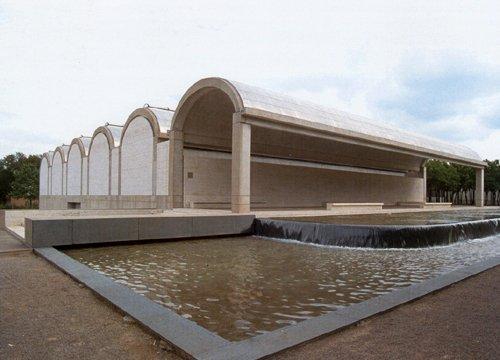 Луис Кан. Музей искусств Кимбелла. 1972