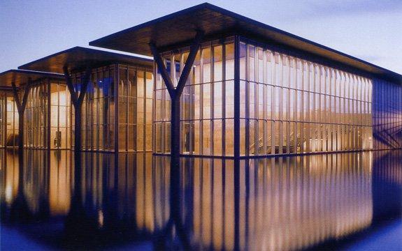 Тадао Андо. Музей современного искусства Форт-Уерта. 1997-2003