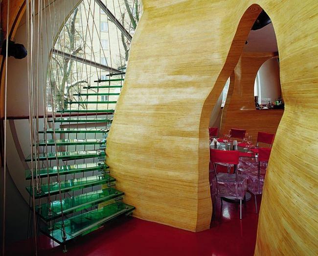 Клуб «Кокон» © Проектная группа Поле-Дизайн