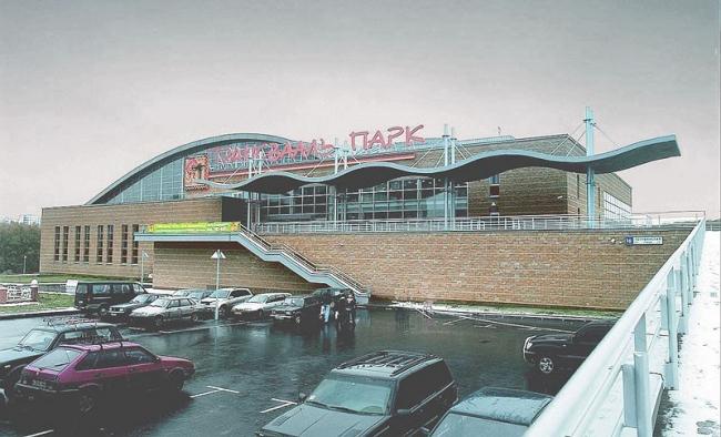 Спортивно-развлекательный комплекс с аквапарком в Ясенево