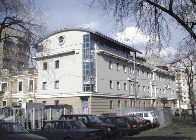 Административное здание, 5-й Монетчиковский переулок