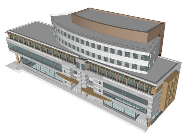Торгово-административное здание ТПК «Феликс»