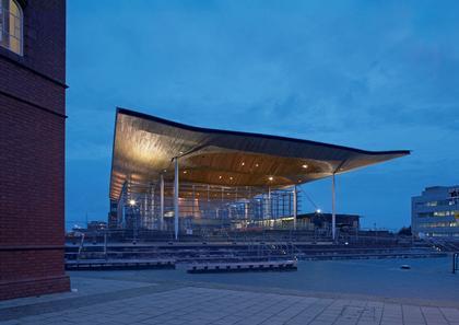 Национальная Ассамблея Уэльса