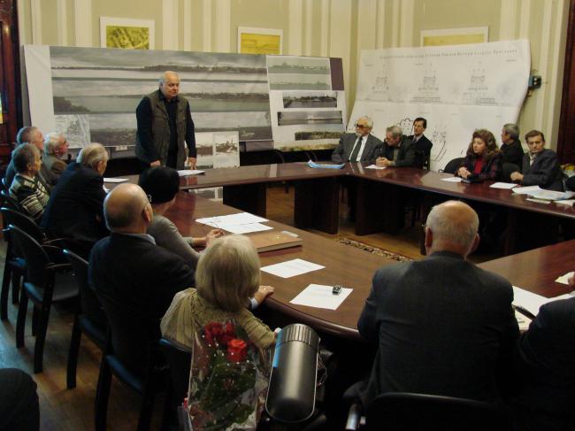 Заседание 20 ноября. Фото Ю.Тарабариной