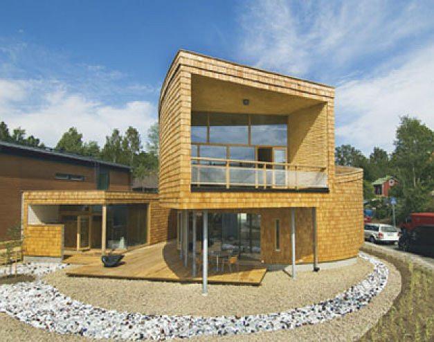 Дом Kotilo (Espoo, 2006). Архитектор Олави Копонен