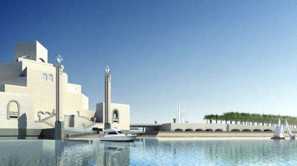Музей исламского искусства. Проект