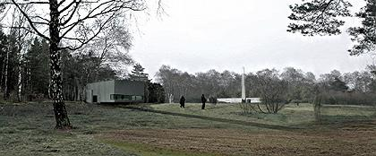 Мемориальный архивный центр Берген-Бельзен. Проект