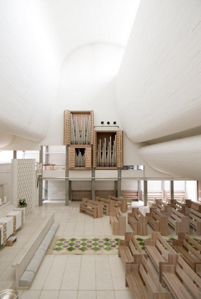 Церковь в Багсверде