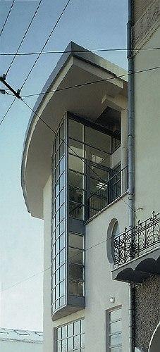Офисные здания во 2-м Обыденском переулке