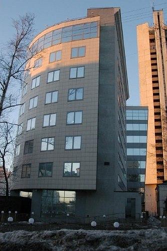 Офисное здание на ул. Щепкина