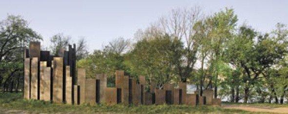 Miro Rivera Architects. Общественный туалет в Остине, США