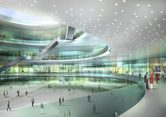 Центр Квангё