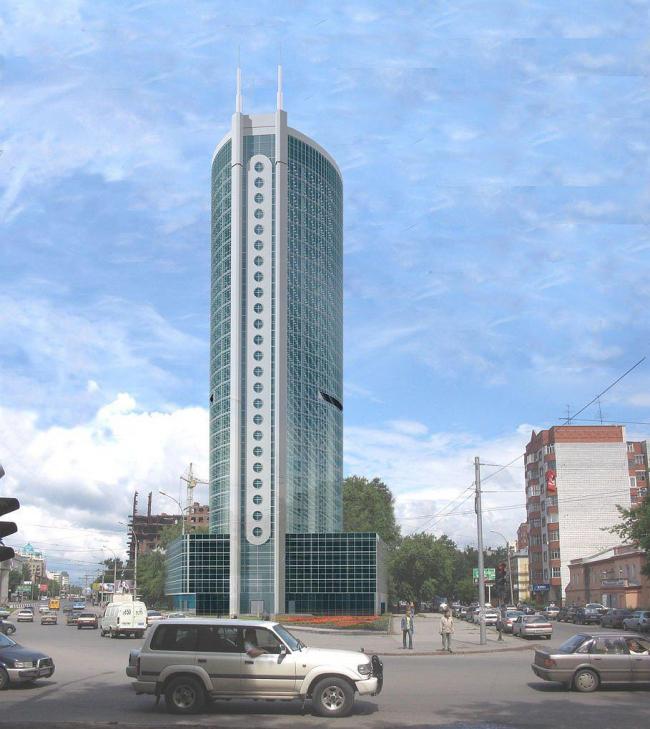 Бизнес-центр «СТ Плаза Сибирь»
