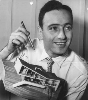 Гарри Сайдлер. Фото 1950-х гг.