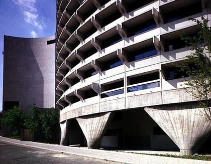 Комплекс Посольства Австралии в Париже (1973 - 1977)