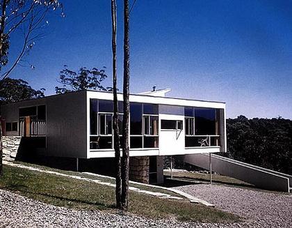 Дом Роуз Сейдлер близ Сиднея (1948 - 1950)