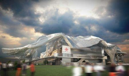 Миланский конференц-центр (MIC) - реконструкция